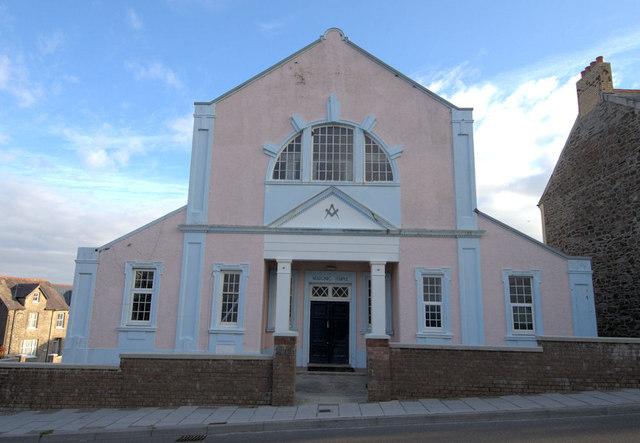 Masonic Temple, Fishguard