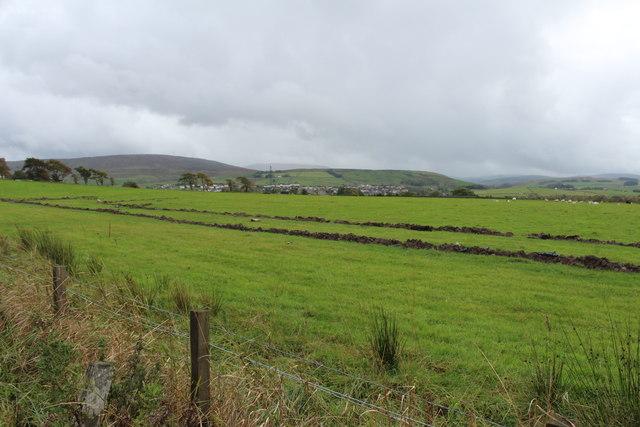 Farmland near Waterside