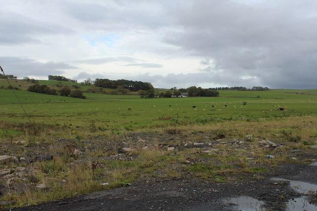 Farmland near Polquheys