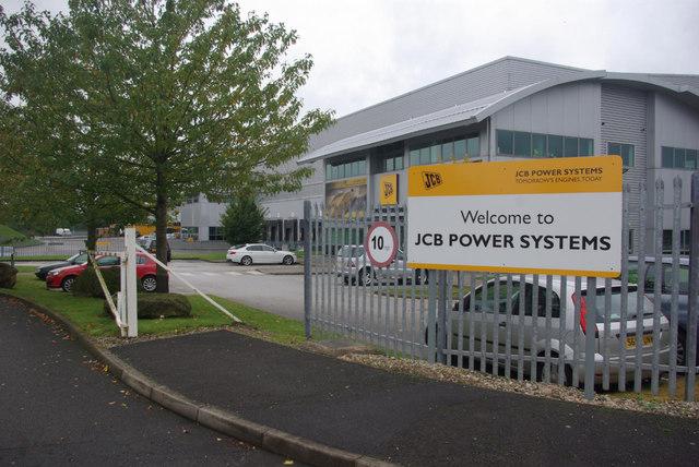 JCB Power Systems