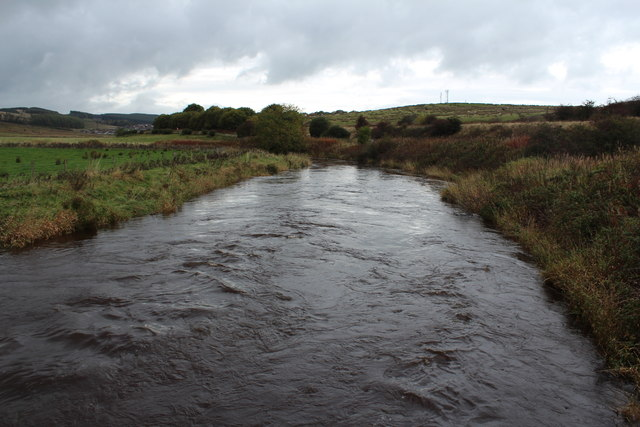River Doon near Waterside