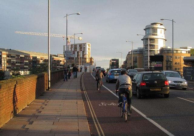 Crossing Hills Road Bridge