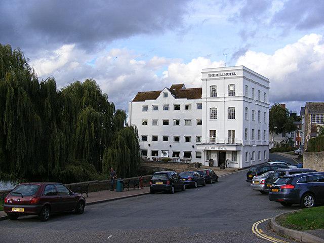 Walnut Tree Lane & The Mill Hotel