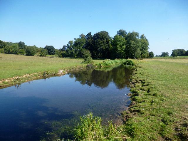The River Misbourne