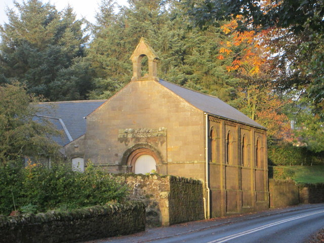 Former Church of St James, Duddo