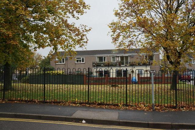 Houses on Londesborough Street, Hull