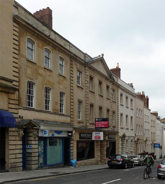 1-9 Unity Street, Bristol