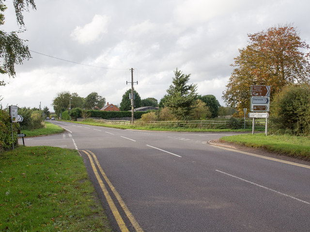 Junction on Stratford Road