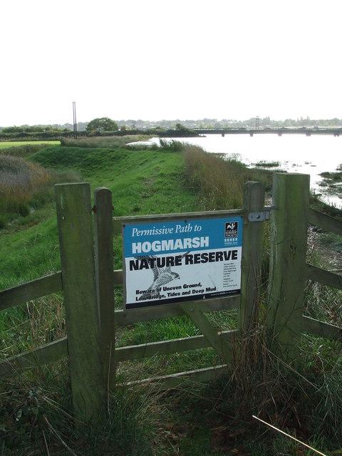 Hogmarsh Nature Reserve