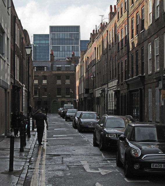 Spitalfields: Princelet Street