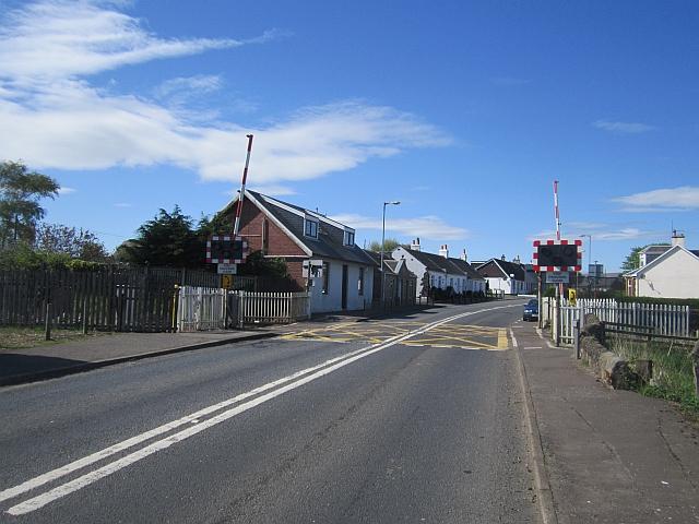 Crossing, Gatehead