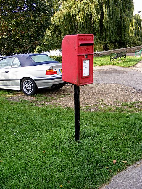 Stour Street Postbox