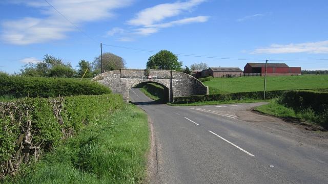 Railway bridge, Templeton