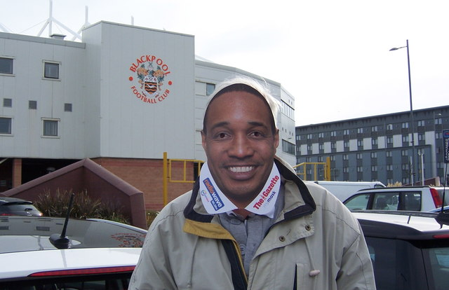 Blackpool FC's Manager (or not), Seaside Way, Blackpool