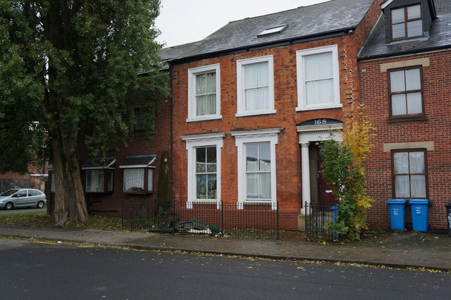 Houses on Coltman Street, Hull