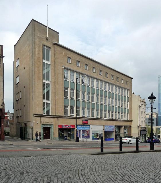 39-43 College Green, Bristol