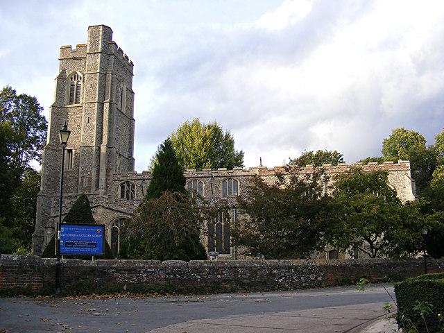 St.Gregory's Church, Sudbury