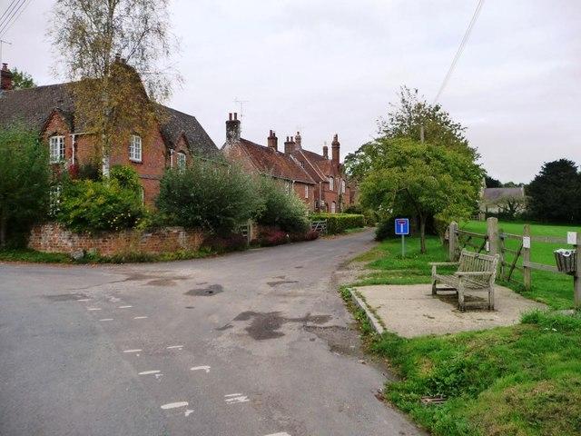 Church Street, Little Bedwyn