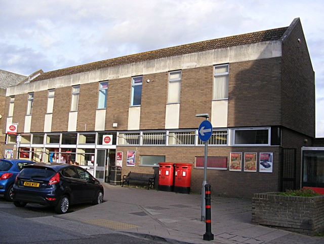 Sudbury Post Office & Postboxes