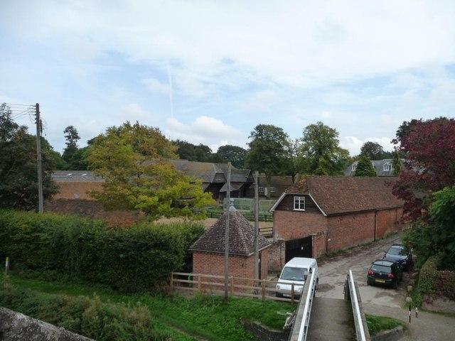 Manor Farm, Little Bedwyn