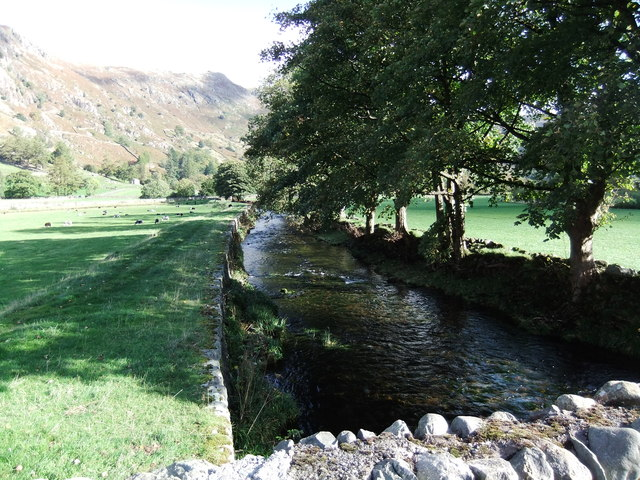 Great Langdale Beck