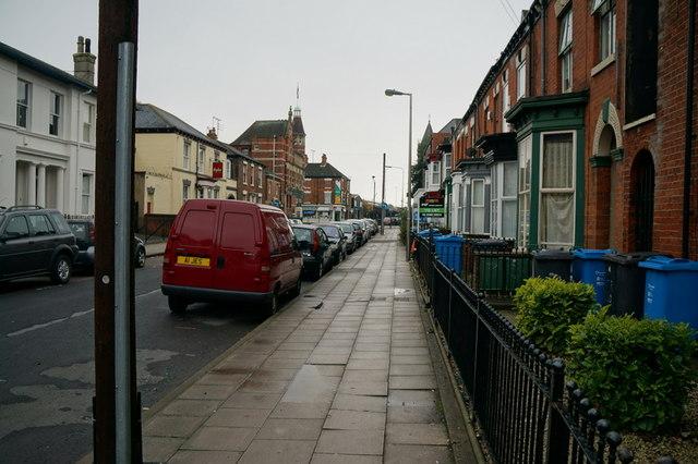 Coltman Street, Hull