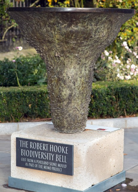 The Robert Hooke Biodiversity Bell