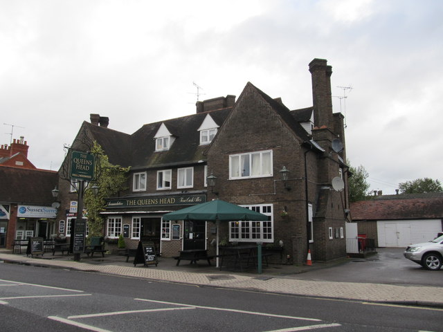The Queens Head, Horsham