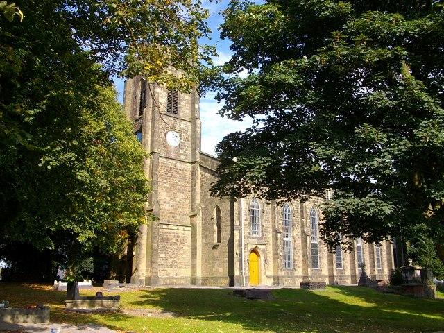 St Andrews Church Netherton
