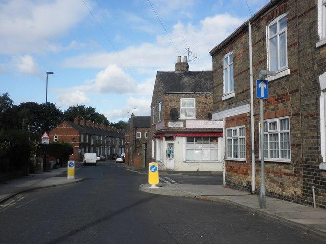 Livingstone Street, York