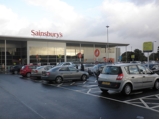 Sainsbury's, Cochrane Park, Newcastle-upon-Tyne