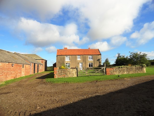 Sprucely farmhouse