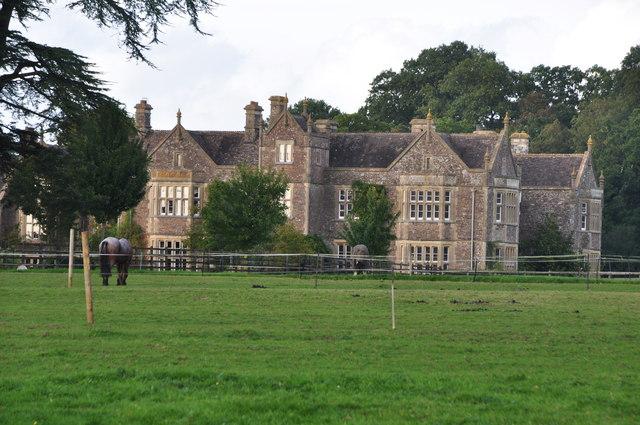 Bradfield : Bradfield House