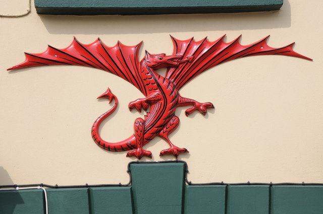Red Dragon of Felinfoel Brewery