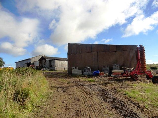 Barns at Sprucely Farm