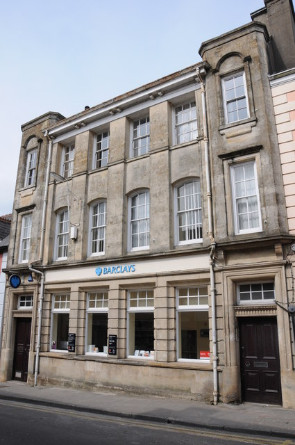 Barclays Bank, Naberth