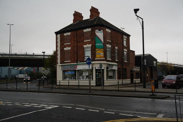 Foto WorX on Hessle Road, Hull