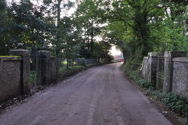 Bradfield : Country Road