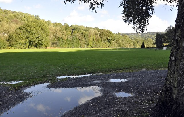 Football Ground, Stowfield, Lydbrook