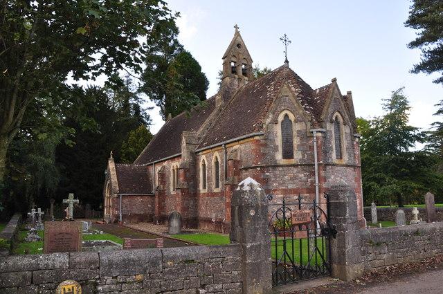Bradfield : All Saints Chapel