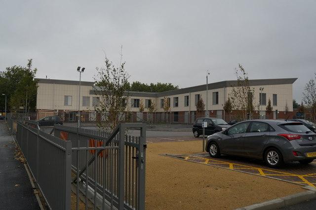 The Elliott Chappell Health Centre on Hessle Road