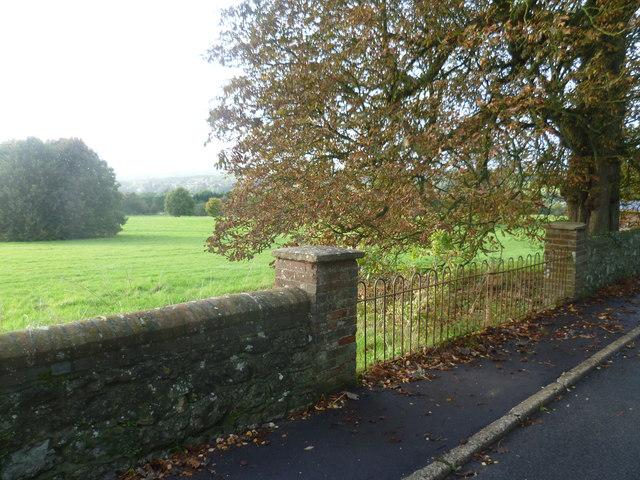 View from Charlton Lane