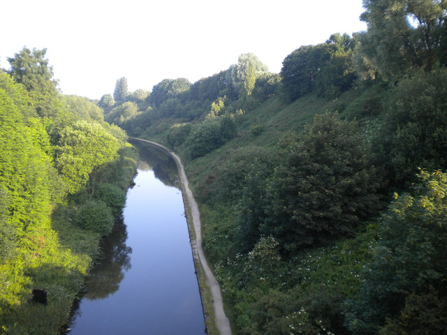 Birmingham Main Line Canal, Smethwick