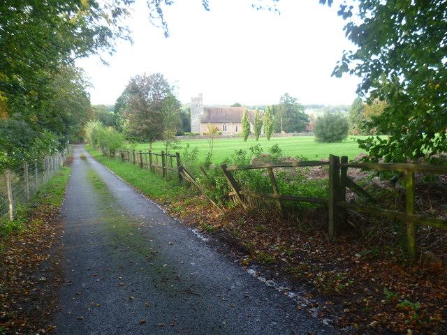 Church Lane, West Farleigh