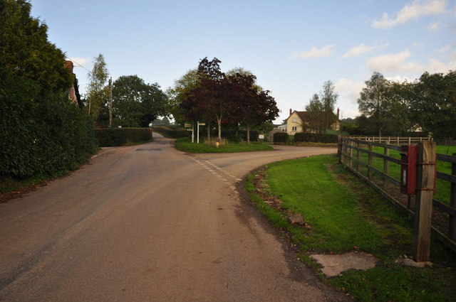 Stenhill : Country Lane