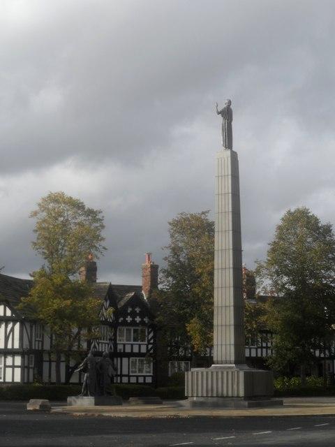 The Leverhulme Memorial