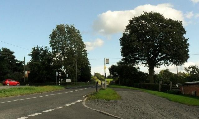 A442 near Alveley