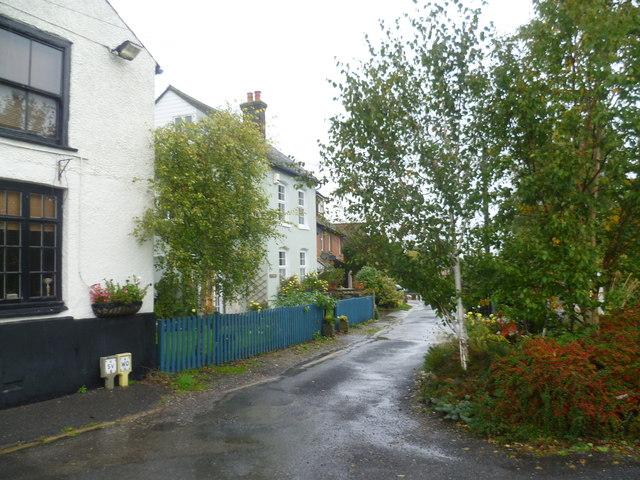 A wet afternoon at Farleigh Green