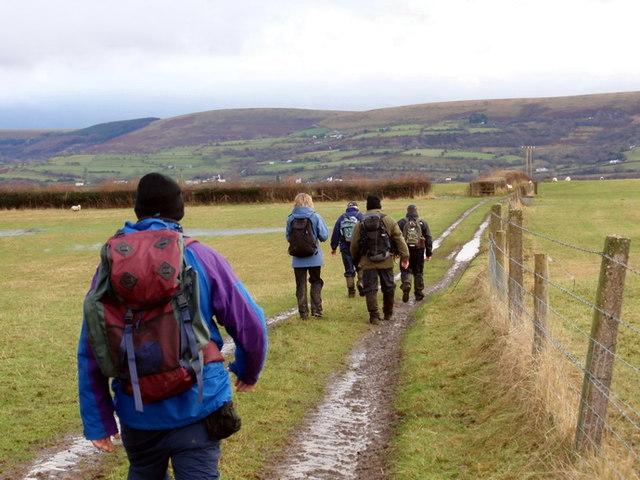 Llwybr Llety Newydd Path