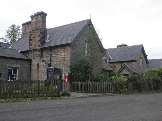 Estate cottages, Chillingham